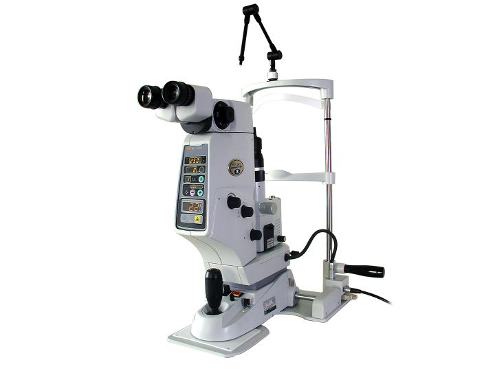 Yag Laser Nidek Yc1800 Birmingham Optical