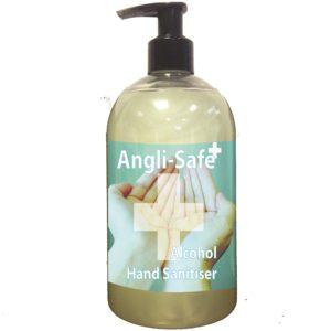 Hand Sanitiser - Alcohol Free (6 Pack)