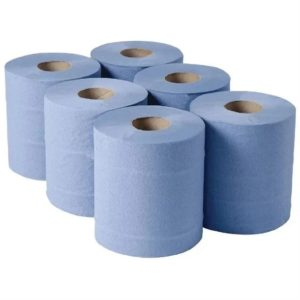 Centre Feed Paper Roll (6 Pack)